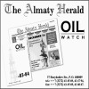 What can you find in The Almaty Herald in the new year?